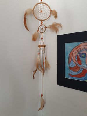 Wind chime dreamcatcher for Sale in Golden, CO