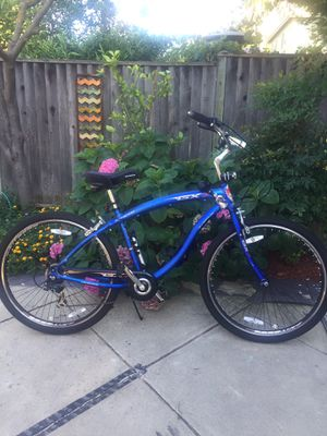 Nice 7 speed bike ready to ride $60. Obo for Sale in San Jose, CA