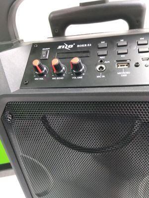 Zizo karaoke Bluetooth speaker for Sale in Marquette, MI