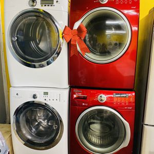 Washer And Dryer Set ⛄️❄️ for Sale in Compton, CA