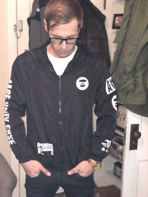 AAPE by A Bathing Ape windbreaker. Brand new tags on, Authentic * for Sale in Denver, CO
