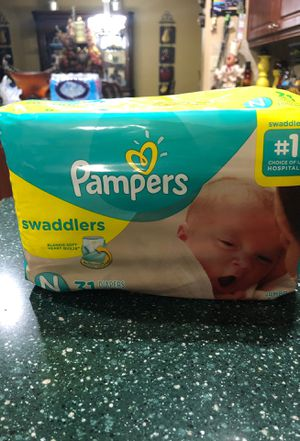 New Born Pampers for Sale in Miami, FL