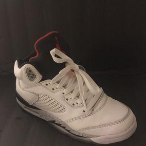 Jordan 5 Fire red for Sale in North Las Vegas, NV