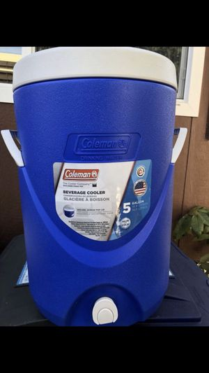 New Coleman beverage cooler for Sale in Sunnyvale, CA