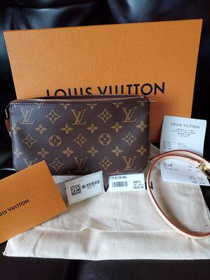 New Louis Vuitton Pochette Accessoires New model Monogram for Sale in Bellevue, WA