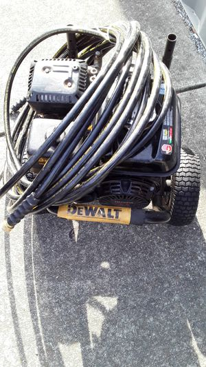 De Walt presure washer 4000 psi for Sale in Hayward, CA