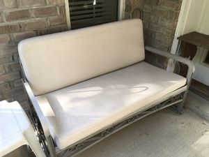 Glider and Chair Vintage, Outdoor Furniture for Sale in Cockeysville, MD