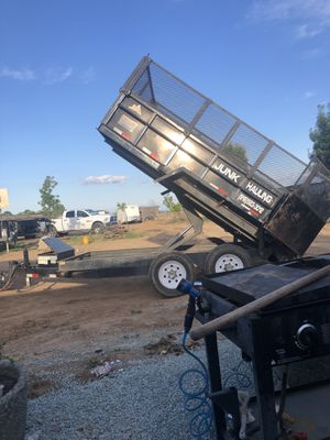 Dump runs trailer for Sale in Lodi, CA