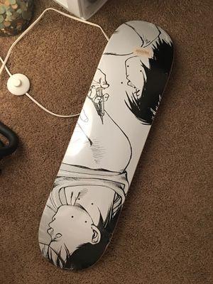 supreme Akira syringe skateboard for Sale in San Francisco, CA