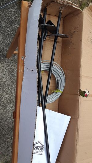 Arrow Shed Auger Anchor Kit for Sale in Tacoma, WA