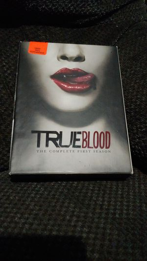 TRUE BLOOD: THE COMPLETE FIRST SEASON DVD SET for Sale in Morgantown, WV
