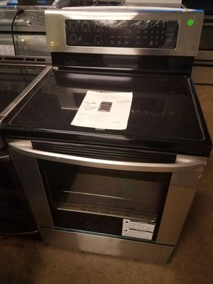 LG Brand New Electric Stove for Sale in Alexandria, VA