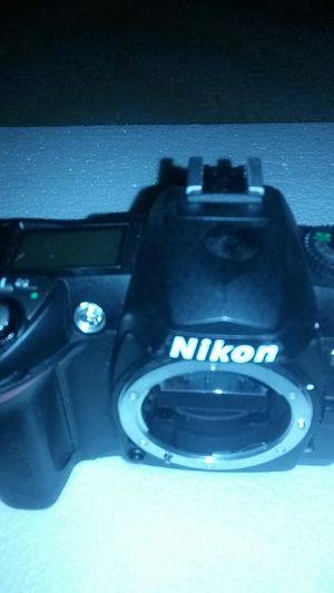 Nikon D70 Digital camera--Body only for Sale in Phoenix, AZ