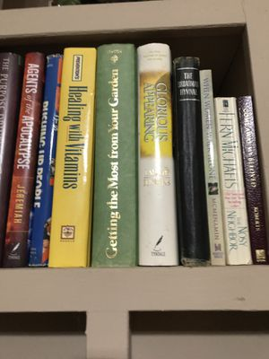 Variety of books for Sale in Covington, GA