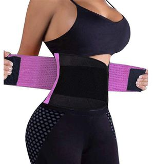 Purple and Hot pink waist trainers available size large for Sale in Dallas, TX