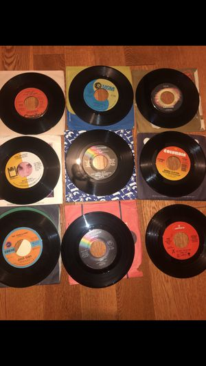 Records 45's for Sale in Lawrence Township, NJ