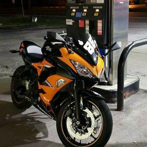 2019 kawasaki Ninja 650cc for Sale in Lorain, OH