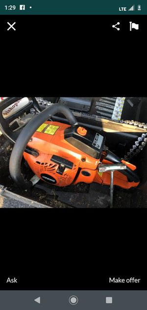 Chainsaw for Sale in New Haven, CT
