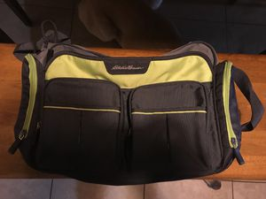 Eddie Bauer Diaper Bag with lots of Storage for Sale in PT CHARLOTTE, FL