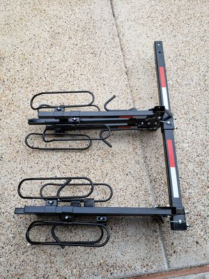 4 bikes car rack hitch 2 inch receiver for Sale in Frisco, TX