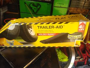 Trailer jack for Sale in Dickinson, TX