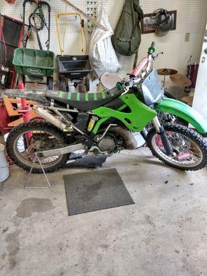 2000 Kawasaki kx250 for Sale in Kansas City, MO