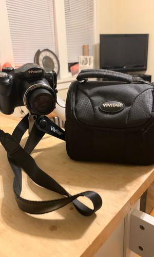 Polaroid 18MP 40x Zoom Instant Digital Camera with 3-inch TFT and Wi-Fi (IE4038W-BLK) for Sale in Milwaukee, WI