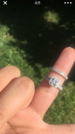 1/2 Ct Wedding Ring & Band for Sale in Santa Ana, CA
