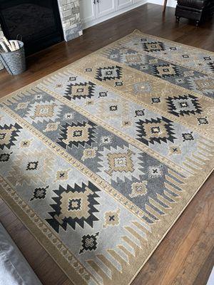 Farmhouse area rug for Sale in Hesston, KS