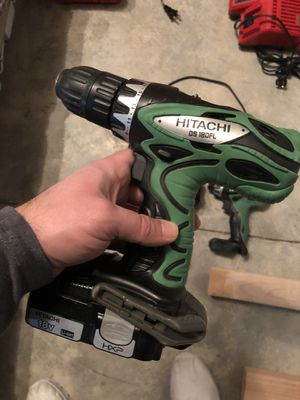 Hitachi drill for Sale in Blue Springs, MO