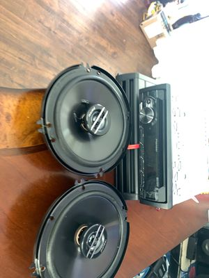 Car stereo system for Sale in Hayward, CA