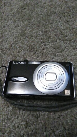 Panasonic Lumix Digital Camera for Sale in Dunlap, TN
