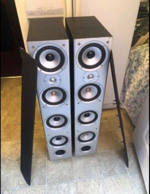 Polk Audio Monitor 70 Speakers $180 obo they go for over $249.99 each for Sale in Paramount, CA