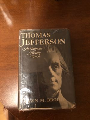 Thomas Jefferson an Intimate History by Fawn M Brodie for Sale in Grand Rapids, MI