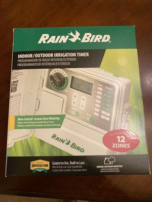 NEW Rain bird Sprinkler Irrigation timer for Sale in Waddell, AZ