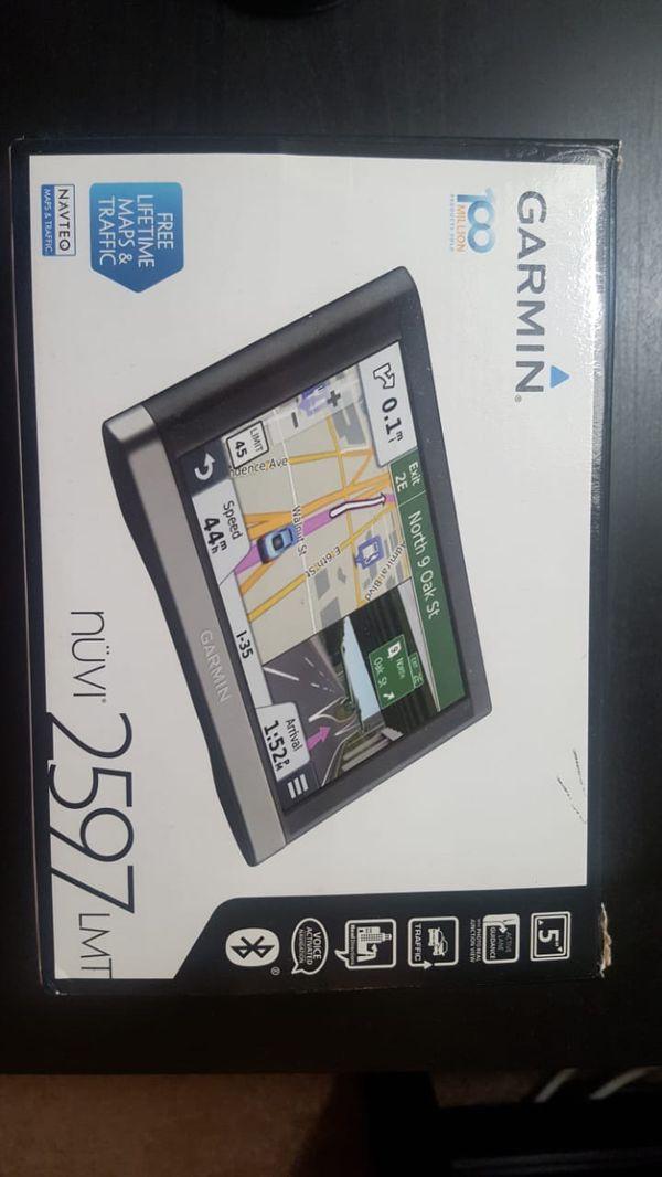 Garmin nüvi 2597LMT Vehicle GPS