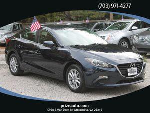 2016 Mazda Mazda3 for Sale in Alexandria, VA