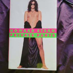 Howard Stern Private Parts Book for Sale in Ephrata, PA