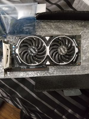 GPU, Ram, and a monitor for Sale in Dallas, TX