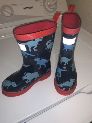 Hatley rain boots & jacket for Sale in Antelope, CA