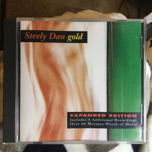 Steely Dan Gold : Expanded Edition by Steely Dan (1991-11-05) FREE SHIP WITH PAYPAL for Sale in Fenton, MO