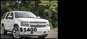Price$1400 2008 TAHOE LTZ for Sale in Bismarck, ND
