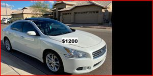 2009 Nissan Maxima only$1200 for Sale in Salem, OR