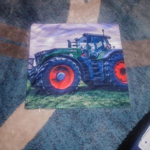 Tractor Pillowcase 18x18 for Sale in North Las Vegas, NV