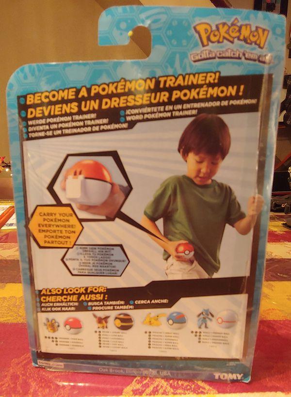 Pokemon Dedenne + Pokéball