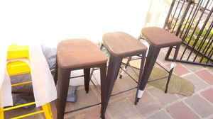 "30"" Steel Bar Stool $10 EA for Sale in Montebello, CA"