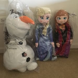 Frozen dolls! for Sale in McHenry, IL
