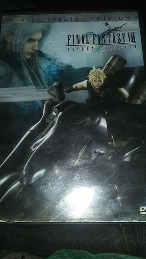 Final fantasy - Advent children movie for Sale in Liberty, SC