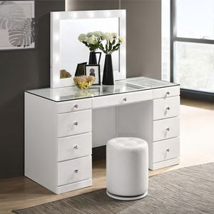 Vanity and mirror SALE $799 take it home today 🎈🎈🎈🎈🎈🎈🎈🎈🎈🎈🎈🎈 for Sale in Fresno, CA