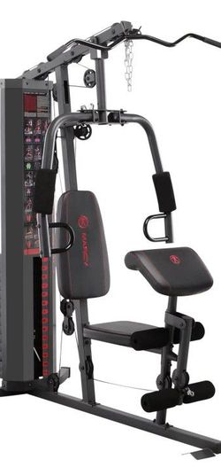 Marcy 150-lb Multifunctional Home Gym Station for Total Body Training for Sale in Taylors,  SC